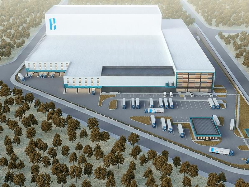 Ekol Logistics /ANKARA